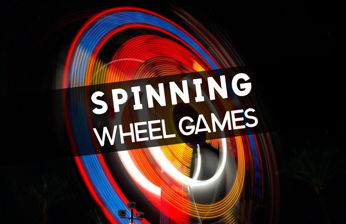 Spinning Wheel Games