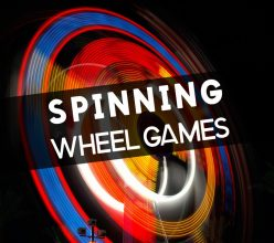 Spinning Wheel Games