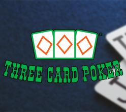 three card poker rental image