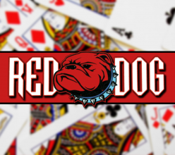 red dog casino card game rental